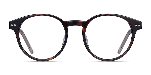 Manara Tortoise Acetate Eyeglass Frames
