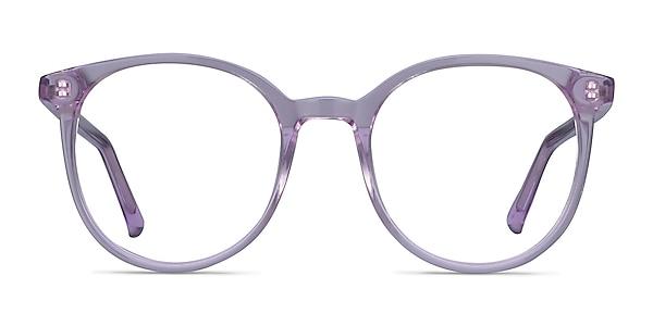Noun Purple Acetate Eyeglass Frames