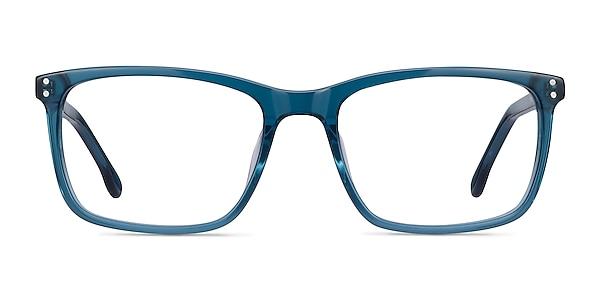 Connect Green blue Acetate Eyeglass Frames