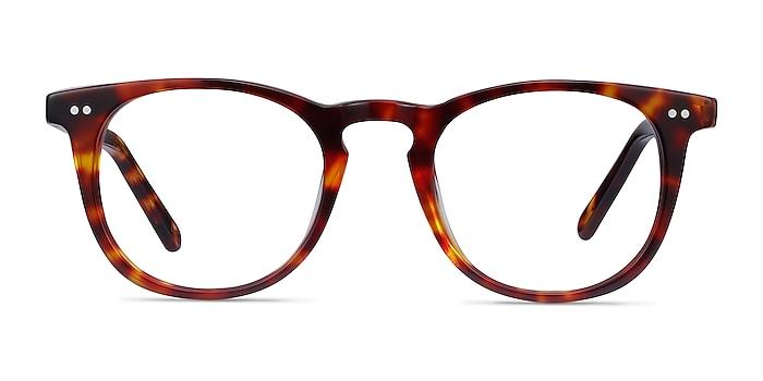 Ona Warm Tortoise Acetate Eyeglass Frames from EyeBuyDirect