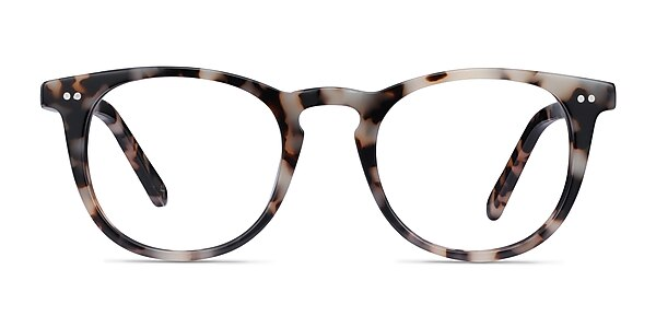 Ona Ivory Tortoise Acetate Eyeglass Frames