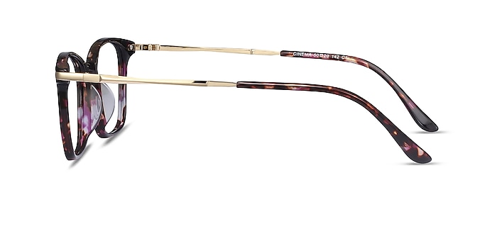 Cinema Floral Acetate Eyeglass Frames from EyeBuyDirect
