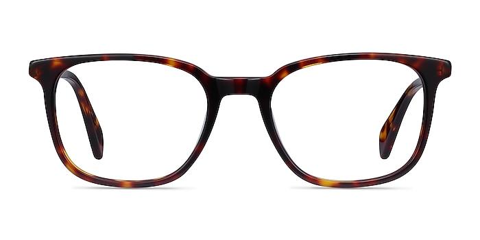 Howie Tortoise Acetate Eyeglass Frames from EyeBuyDirect