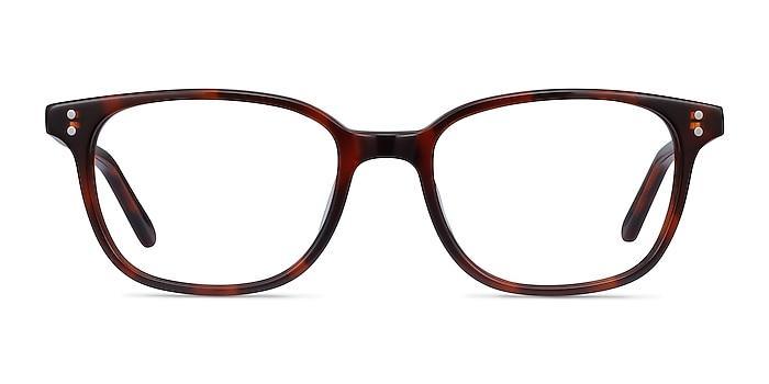 Rena Brown Tortoise Acetate Eyeglass Frames from EyeBuyDirect