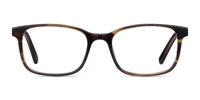 Collective Tortoise Acetate Eyeglass Frames from EyeBuyDirect