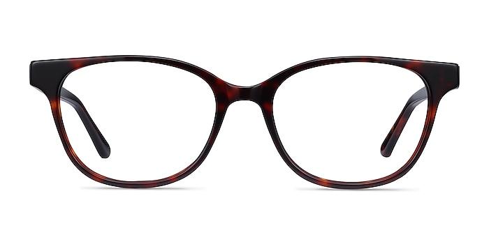 Patra Tortoise Acetate Eyeglass Frames from EyeBuyDirect