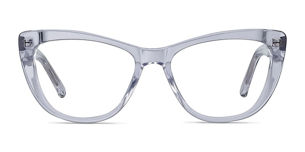 Little Charlotte Clear Acetate Eyeglass Frames