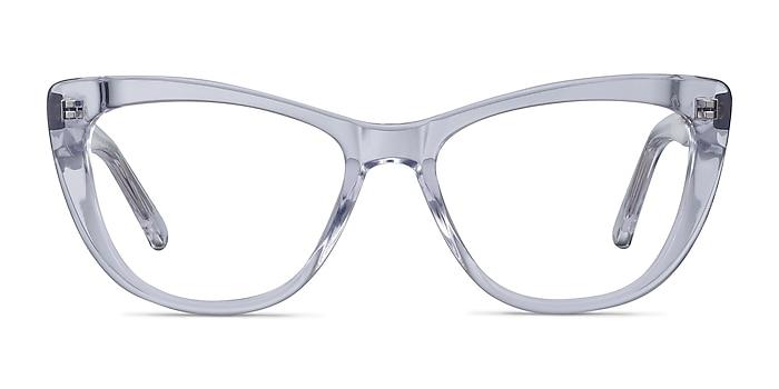 Little Charlotte Clear Acetate Eyeglass Frames from EyeBuyDirect