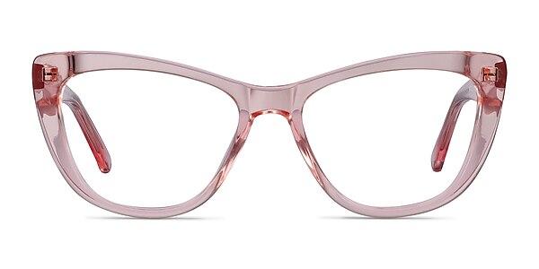 Little Charlotte Pink Acetate Eyeglass Frames