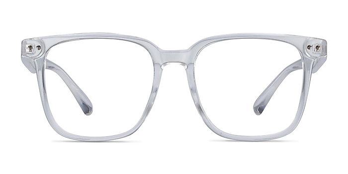 Piano Transparent Plastique Montures de lunettes de vue d'EyeBuyDirect