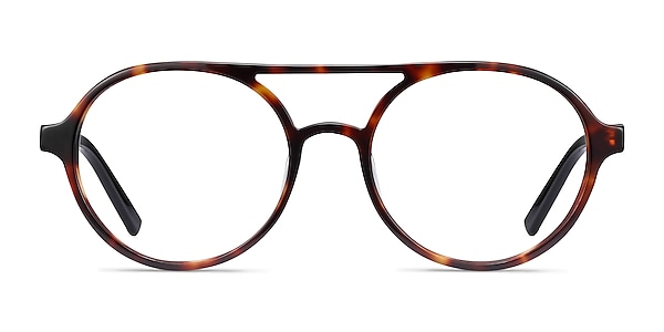 Elevate Tortoise Acetate Eyeglass Frames