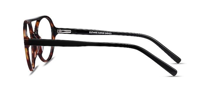 Elevate Tortoise Acetate Eyeglass Frames from EyeBuyDirect