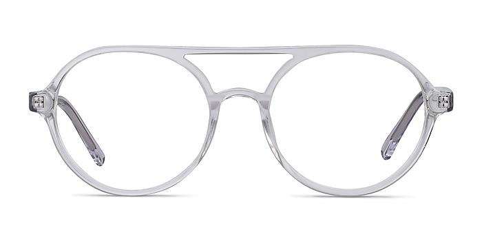Elevate Clear Acetate Eyeglass Frames from EyeBuyDirect