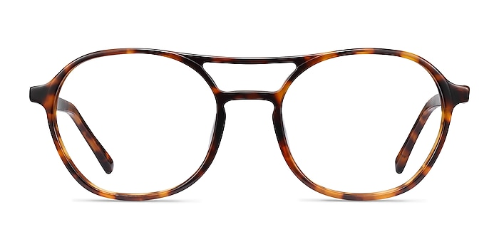 Higher Tortoise Acetate Eyeglass Frames from EyeBuyDirect