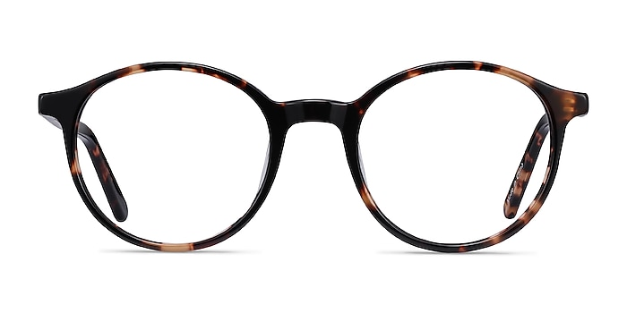 Excel Tortoise Acetate Eyeglass Frames from EyeBuyDirect