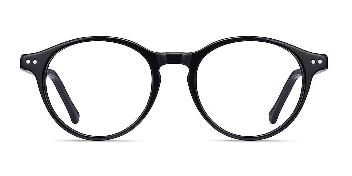 Magic Black Acetate Eyeglass Frames from EyeBuyDirect