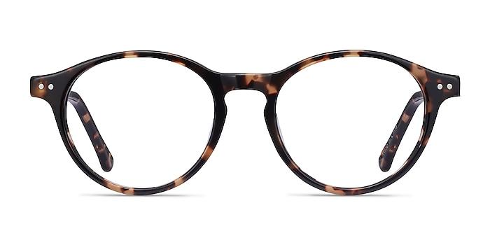 Magic Tortoise Acetate Eyeglass Frames from EyeBuyDirect