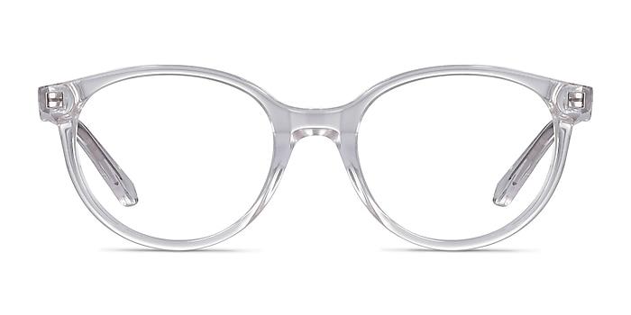 Trust Clear Acetate Eyeglass Frames from EyeBuyDirect