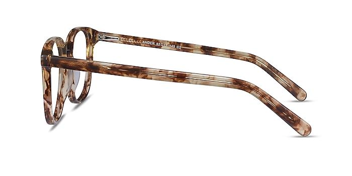 Ander Tortoise Acetate Eyeglass Frames from EyeBuyDirect