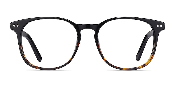 Ander Black Tortoise Acetate Eyeglass Frames