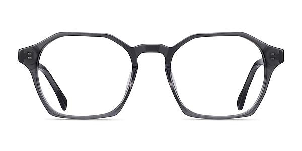 Orchid Gray Acetate Eyeglass Frames