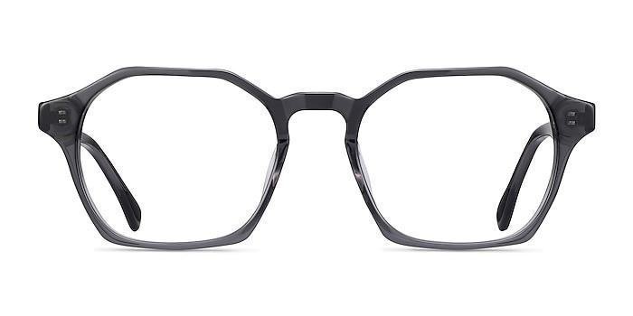Orchid Gris Acétate Montures de lunettes de vue d'EyeBuyDirect