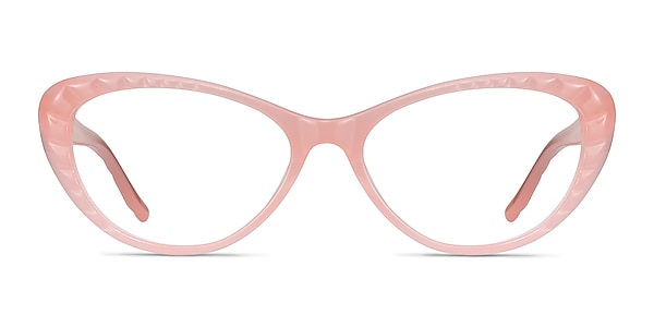Persona Coral Acetate Eyeglass Frames