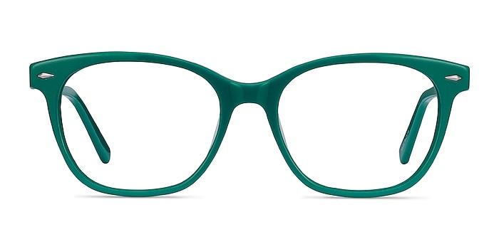 Yana Teal Acétate Montures de lunettes de vue d'EyeBuyDirect