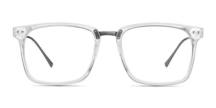 Forte Clear Plastic-metal Eyeglass Frames from EyeBuyDirect