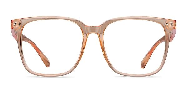 Piano Melon Plastic Eyeglass Frames