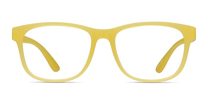 Milo Jaune Plastique Montures de lunettes de vue d'EyeBuyDirect