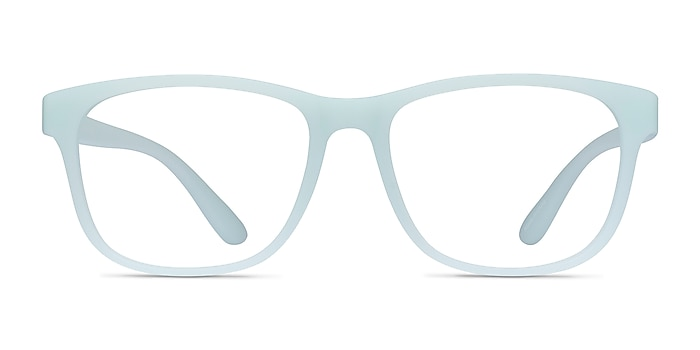 Milo Mint Plastic Eyeglass Frames from EyeBuyDirect