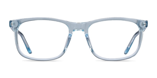 Ballast Clear Blue Acetate Eyeglass Frames