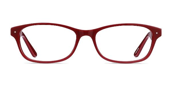Kedah Burgundy Acétate Montures de lunettes de vue