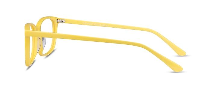 Equality Yellow Acetate Eyeglass Frames from EyeBuyDirect