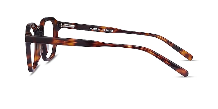 Victor Tortoise Acetate Eyeglass Frames from EyeBuyDirect