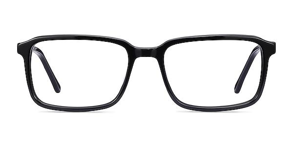 Rafferty Black Acetate Eyeglass Frames