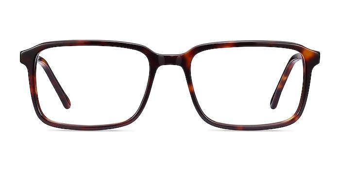 Rafferty Tortoise Acetate Eyeglass Frames from EyeBuyDirect