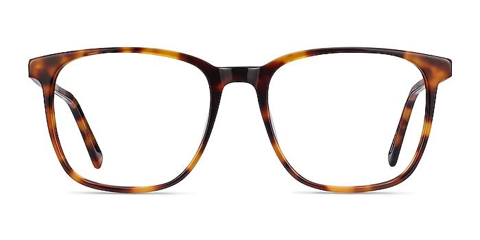 Finn Tortoise Acetate Eyeglass Frames from EyeBuyDirect