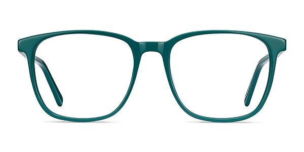 Finn Teal Acetate Eyeglass Frames