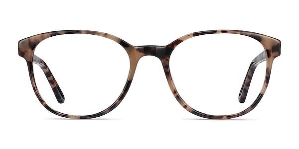 Gable Ivory Tortoise Acetate Eyeglass Frames
