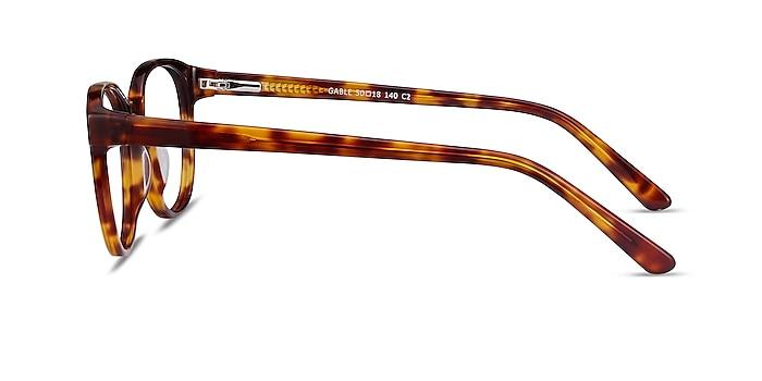 Gable Tortoise Acetate Eyeglass Frames from EyeBuyDirect