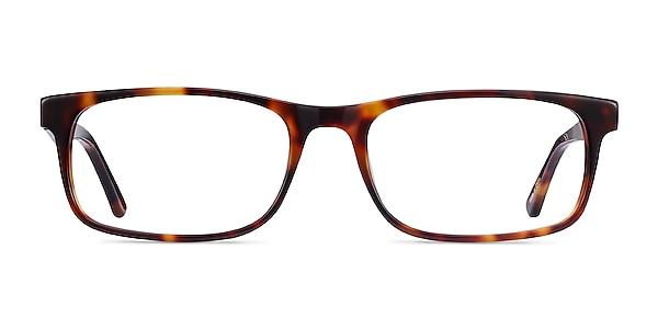 Vista Brown Tortoise Acetate Eyeglass Frames