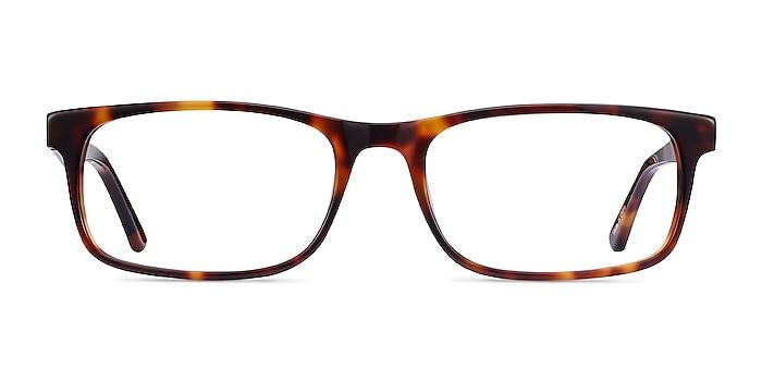 Vista Brown Tortoise Acétate Montures de lunettes de vue d'EyeBuyDirect