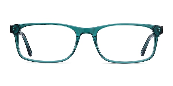 Vista Teal Acetate Eyeglass Frames