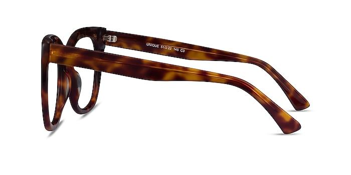 Unique Tortoise Acetate Eyeglass Frames from EyeBuyDirect