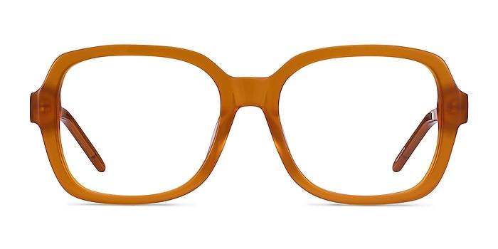 Renee Mellow Yellow Acetate Eyeglass Frames from EyeBuyDirect