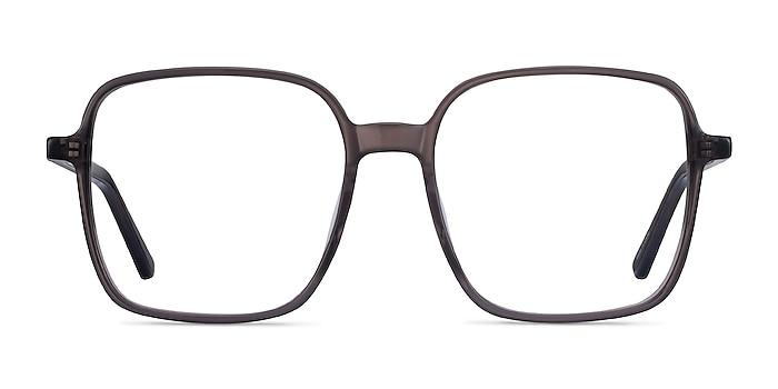 Sixto Gris Acétate Montures de lunettes de vue d'EyeBuyDirect