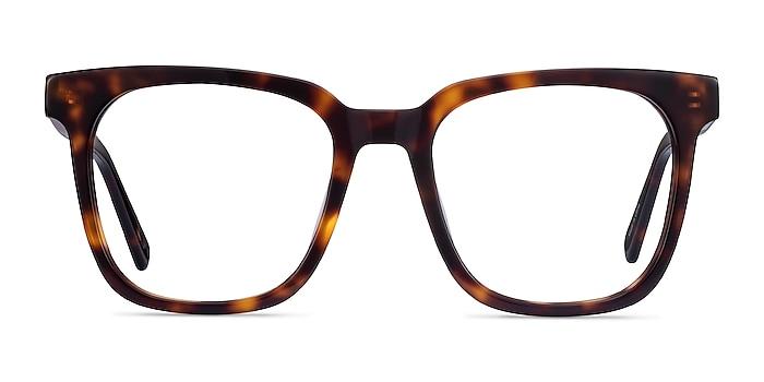 Kenneth Tortoise Acetate Eyeglass Frames from EyeBuyDirect
