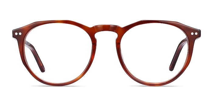 Planete Tortoise Acetate Eyeglass Frames from EyeBuyDirect